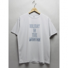 ....... RESEARCH | H.I.T.M. Big Tee - 速乾 ビッグ - L.Gray