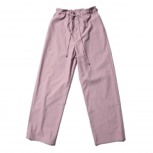 AURALEE / オーラリー | WASHED FINX TWILL EASY WIDE PANTS (レディース) - Purple