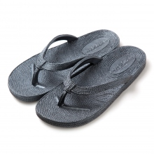 SEASUN / シーサン | GYOSAN SANDALS MENS - Charcoal Grey