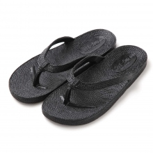 SEASUN / シーサン | GYOSAN SANDALS MENS - Black