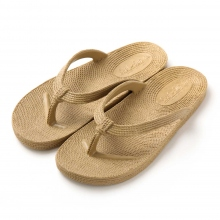 SEASUN / シーサン | GYOSAN SANDALS MENS - Beige