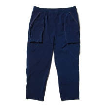 Porter Classic / ポータークラシック | SUPER NYLON STRETCH PANTS - Blue ☆