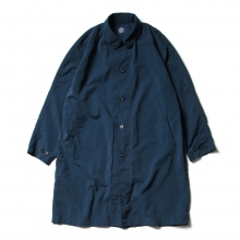 Porter Classic / ポータークラシック | WEATHER SUMMER COAT - Navy