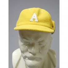 ....... RESEARCH | A Cap - フリース - Yellow