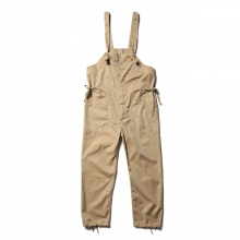ENGINEERED GARMENTS / エンジニアドガーメンツ | Overalls - PC Iridescent Twill - Khaki