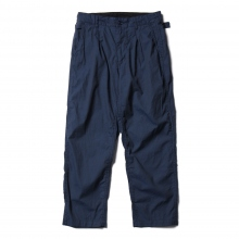 ENGINEERED GARMENTS / エンジニアドガーメンツ | Ground Pant - Cotton Cordlane - Navy