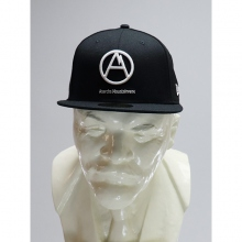 ....... RESEARCH | A.M. Cap - Aマーク - Black