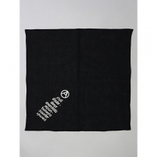 ....... RESEARCH | Bandana - Slogan - Black