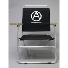 ....... RESEARCH | Protester Chair - Aマーク - Black