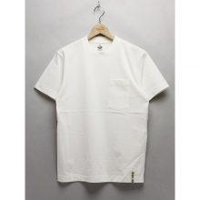 ....... RESEARCH | Pocket Tee Plain - White