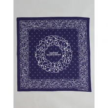 ....... RESEARCH | Bandanna - クマリース - Navy