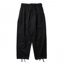 ENGINEERED GARMENTS / エンジニアドガーメンツ | New Balloon Pant - High Count Twill - Black~