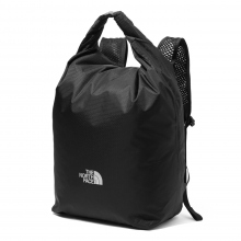 THE NORTH FACE / ザ ノース フェイス | WP Rolltop Stuff Pack - Black