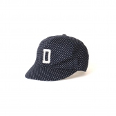 DELUXE CLOTHING / デラックス|ROLLING-D - Navy
