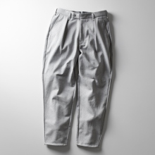 CURLY / カーリー | BRACE WIDE TROUSERS