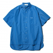 NEON SIGN / ネオンサイン | B.D WORK SHIRT HS ARCHIVE - Used Blue