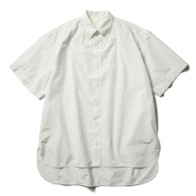 NEON SIGN / ネオンサイン | B.D WORK SHIRT HS ARCHIVE - Ice Gray