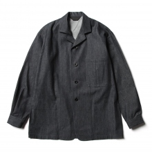 ESSAY / エッセイ | J-1 CUFFED JACKET - Indigo