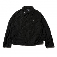 ENGINEERED GARMENTS / エンジニアドガーメンツ | NA2 Jacket - Memory Polyester - Black