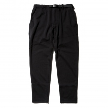 GRAMICCI / グラミチ | COOL MAX KNIT SLIM PANTS - Black