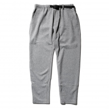 GRAMICCI / グラミチ | COOL MAX KNIT SLIM PANTS - Heather Grey