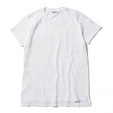 AURALEE / オーラリー | SEAMLESS CREW NECK TEE (レディース) - White ☆
