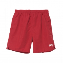STUSSY / ステューシー | Stock Water Short - Red ★