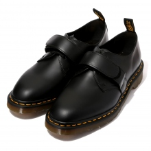 ENGINEERED GARMENTS / エンジニアドガーメンツ | EG Special - Derby w/ Velcro - Classic Smooth Leather - Black