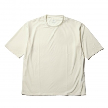 DESCENTE PAUSE / デサントポーズ | ZEROSEAM BIG T - White
