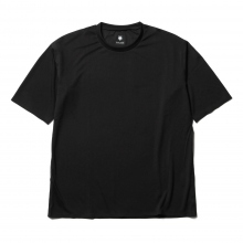 DESCENTE PAUSE / デサントポーズ | ZEROSEAM BIG T - Black