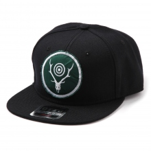South2 West8 / サウスツーウエストエイト | Baseball Cap / Black - Emblem - Green