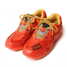 N.HOOLYWOOD / エヌハリウッド | 9201-SE01-pieces New Balance - Orange