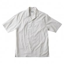 THE NORTH FACE / ザ ノース フェイス | SoM S/S Open Shirt - V.Grey