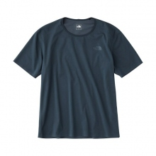 THE NORTH FACE / ザ ノース フェイス | Tech Lounge S/S Tee - Urban Navy