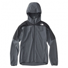 THE NORTH FACE / ザ ノース フェイス | TNFR Swallowtail Vent Hoodie - Mix Charcoal