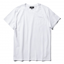 A.P.C. / アーペーセー | T-SHIRT JIMMY 18P - White ☆