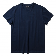 A.P.C. / アーペーセー | T-SHIRT JIMMY 18P - Navy ☆