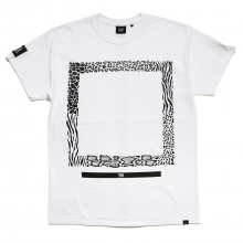 ELVIRA / エルビラ | ANIMAL FRAME T-SHIRT - White
