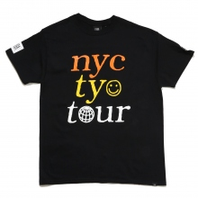 ELVIRA / エルビラ | NYCTYO TOUR T-SHIRT - Black