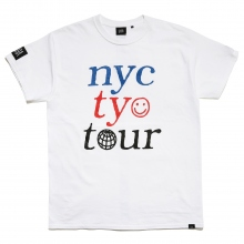 ELVIRA / エルビラ | NYCTYO TOUR T-SHIRT - White
