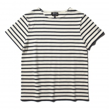 A.P.C. / アーペーセー | T-SHIRT FRENCH 18JPS - Navy