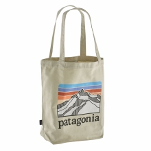 patagonia / パタゴニア | Market Tote - LRBS / Line Logo Ridge : Bleached Stone