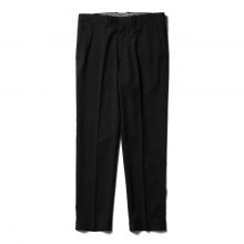 N.HOOLYWOOD / エヌハリウッド | 1201-PT09-053-pieces SLIM TAPERED SLACKS - Black