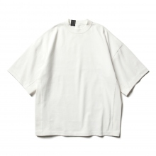 N.HOOLYWOOD / エヌハリウッド | 2201-CS05-009-peg CREW NECK T-SHIRT - White