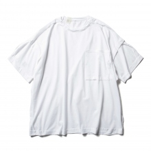 N.HOOLYWOOD / エヌハリウッド | 1201-CS61-024-pieces SHORT SLEEVE SHIRT SUNSPEL - White