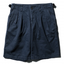 HABANOS / ハバノス | USED GURKHA SHORTS - Navy