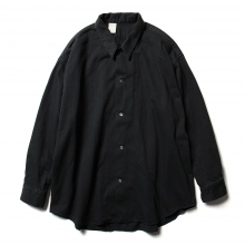 N.HOOLYWOOD / エヌハリウッド | 1201-SH07-051-pieces BIG SHIRT - Black