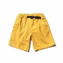 GRAMICCI / グラミチ | KIDS G-SHORTS - Yellow