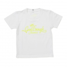 GOODENOUGH FOR KIDS / グッドイナフ フォー キッズ | GEL CLASSICS TEE (KIDS) - Yellow