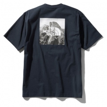 THE NORTH FACE / ザ ノース フェイス | S/S Pictured Square Logo Tee - UN アーバンネイビー